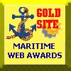 Maritime web awards logo